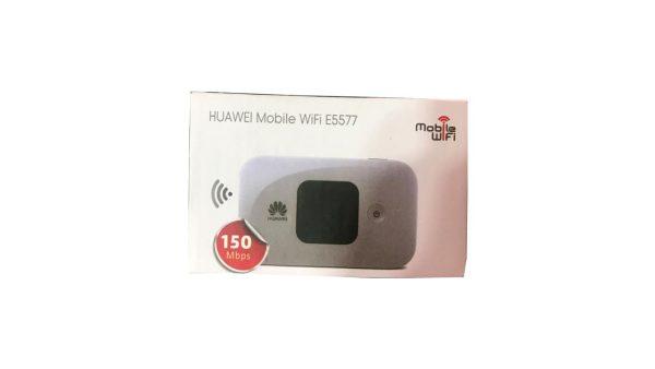 مودم همراه هووآوی مدل E5577s کار کرده تمیز